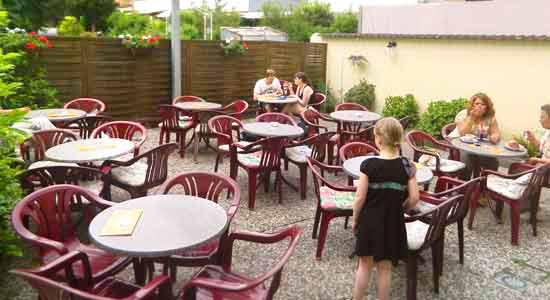 Eiscaf Da Lino In Hildesheim Caf Garten